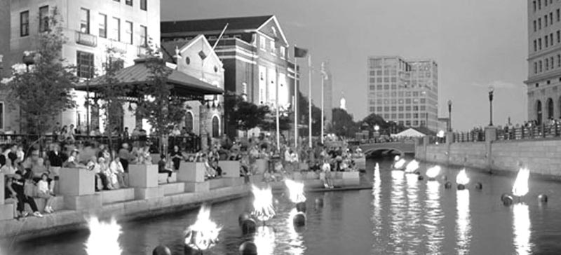 Waterfire Event